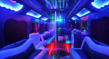 18 Passenger party bus rental Oakland