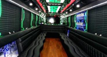 22 passenger party bus 1 Oakland