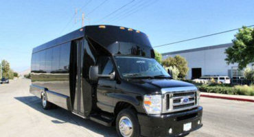 22 passenger party bus Oakland