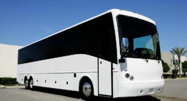 50 passenger charter bus rental Oakland