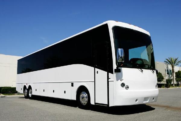 Oakland 50 Passenger Charter Bus