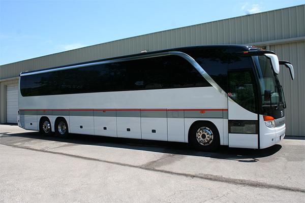 Oakland 56 Passenger Charter Bus